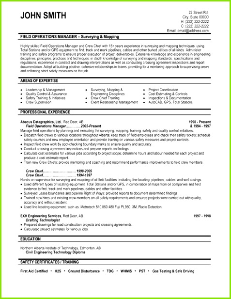 sample template od whta business wants in the proj 17 best operations resume templates samples images