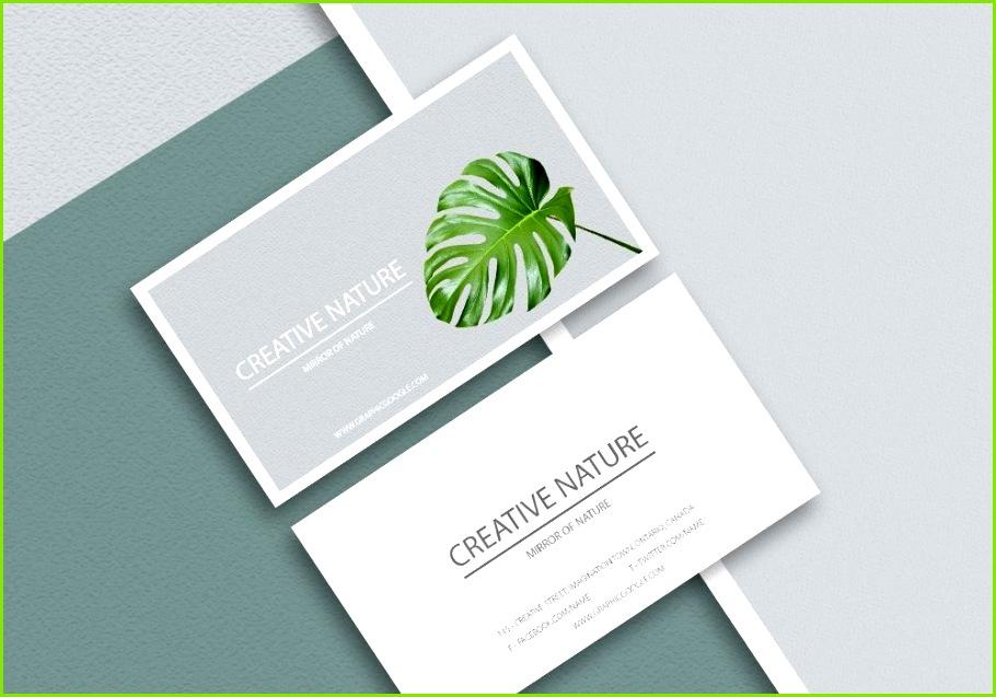 Free Mockup Templates Elegant Mockup Design Minimal Business Card Template By Arslan 0d 0a Psd