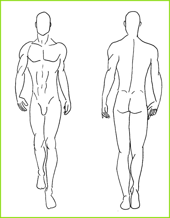 Free male fashion croquis to Really helpful and inspiring for men s fashion design and drawing
