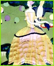 Annie fterdinger 1923 STYL Magazine 1922 1924 Art deco era