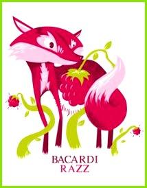 Lafraise Bacardi Contest by Niklas Coskan Bacardi Digital Illustration Submission Adobe