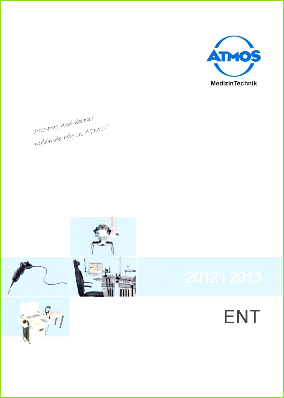 ATMOS ENT catalogue 2012 2013 english by ATMOS MedizinTechnik GmbH & Co KG issuu