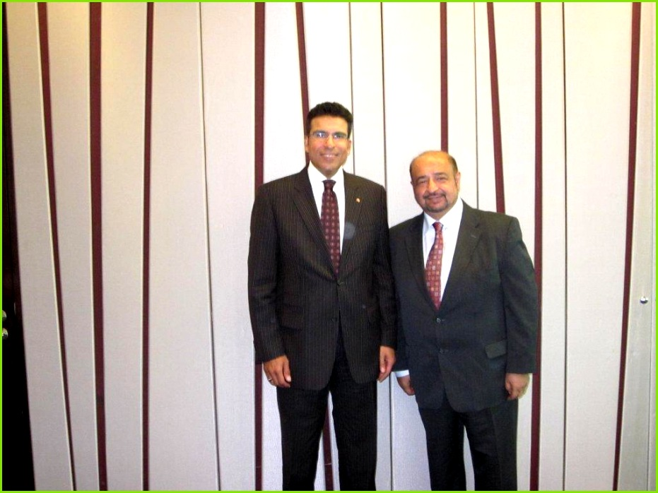 FF with Ahmed Subaey President and CEO of S Oil