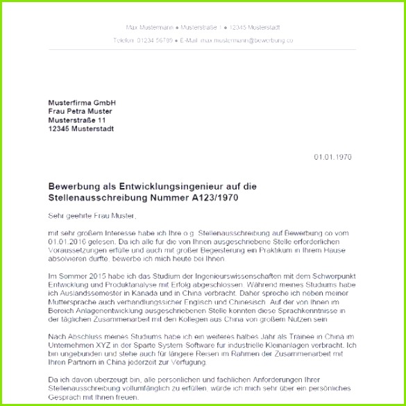 Motivationsschreiben Ausland Besten Der Motivationsschreiben Auslandssemester Muster Deutsch