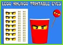 Bildergebnis für ninjago party Ninjago Augen Einladungskarten Kindergeburtstag Geburtstag Ideen Ninja Geburtstag