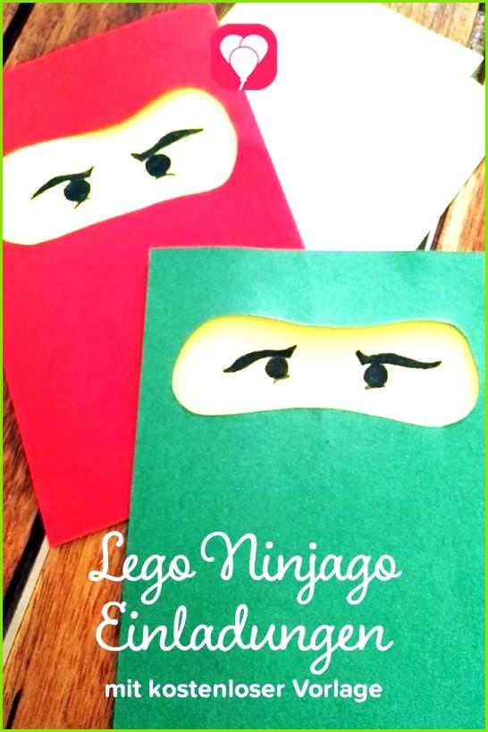 Lego Ninjago Einladungskarten 121 Best Ninjago De Lego Pinterest