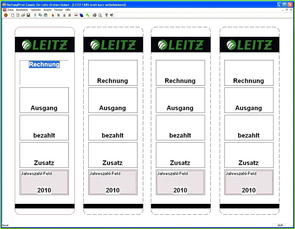 Leitz ordner Etiketten Vorlage Word Elegant Leitz ordnerrücken Wertvoll Leitz ordner Etiketten Vorlage Word 2010