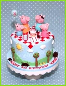 Ideias para festa tema Peppa Pig