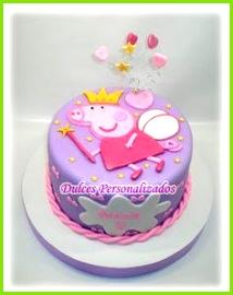 decoracion de tortas peppa pig Buscar con Google