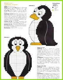 Häkeln Crochet Stricken Und Häkeln Pinguin Häkeln Topflappen Häkeln Häkeln Vorlagen
