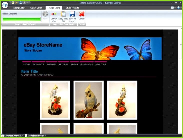 Ebay Template Generator Awesome Ebay Template Generator Gallery Best Free Ebay Templates New