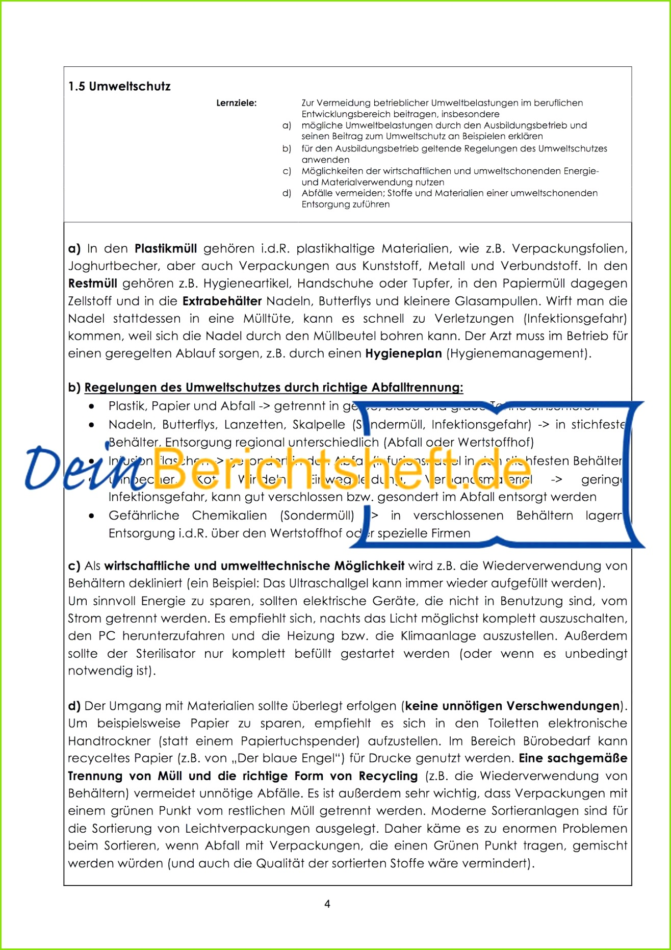 Praktikumsbericht Deckblatt das beste von für praktikumsbericht deckblatt vorlage pdf