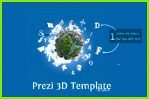 Free Prezi Template of the Month – May 2016 Indesign Templates Templates Free Testes