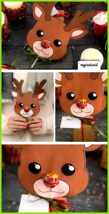 Bastle mit uns ein schnelles Mitbringsel zu Weihnachten und lass Kinder lachen weihnachten