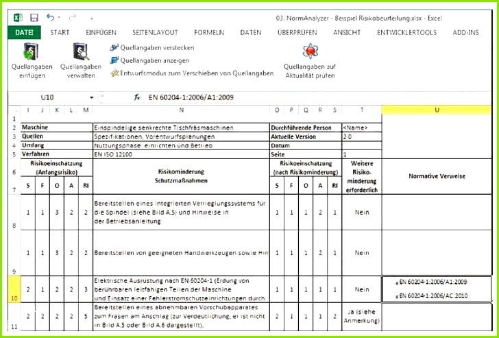 Risikobeurteilung Maschinenrichtlinie Vorlage Betriebsanleitung Erstellen Vorlage Schöne