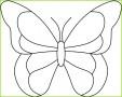 6 Schmetterling Vorlage Zum Ausdrucken