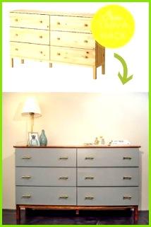 Ikea Tarva Dresser Makeover Hack Schlafzimmer Wohnzimmer Kommoden Kommode Design Kommode Neu