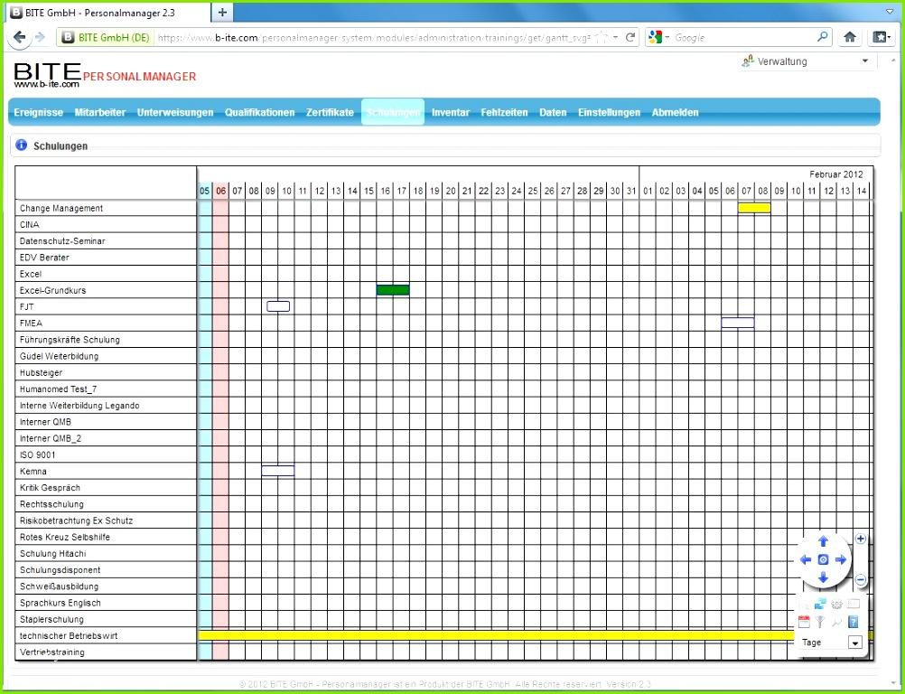 Mitarbeiter Schulungsplan Vorlage Excel Inspirierende 3 8 6 Schulungsplan Personalmanager