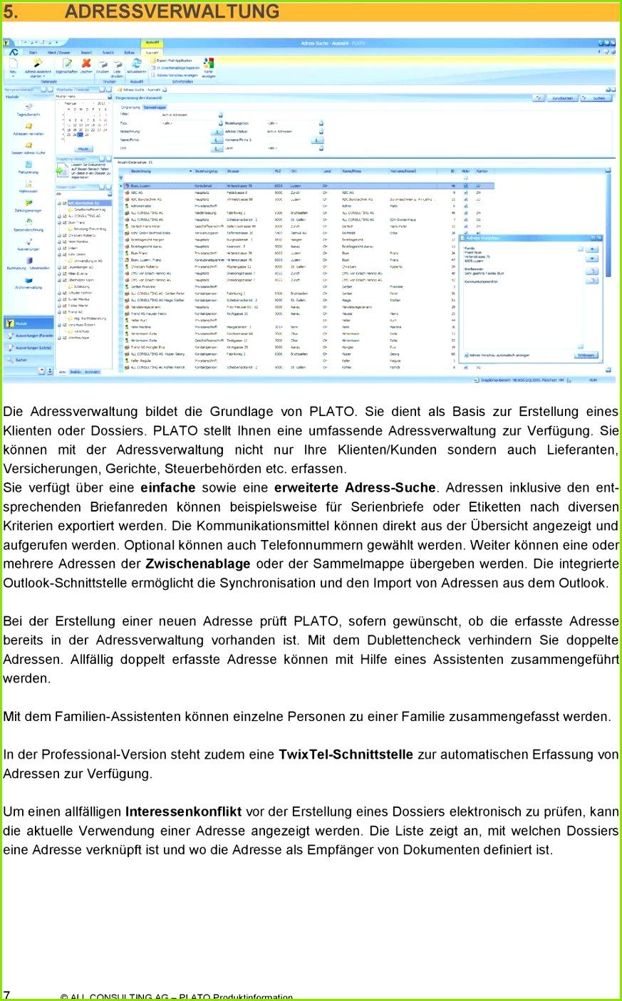 Adressverwaltung Adressverwaltung Excel Buchungsbeleg Vorlage Excel 1 Allgemeines Technische Informationen