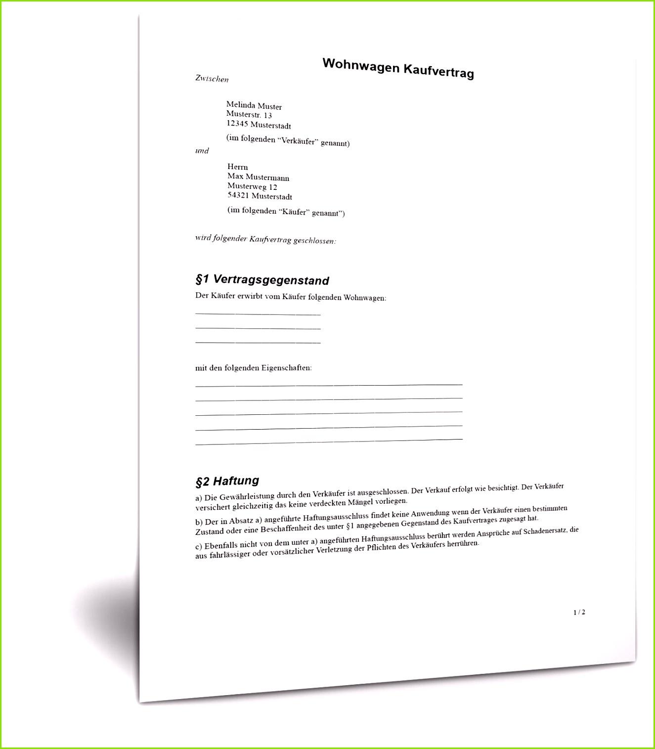 8 Vorlage Kfz Kaufvertrag Privat · admin · Sprechzeichnen Vorlagen Kostenlos