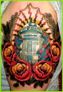star wars tattoos Google Search Star Wars Tattoo Star Tattoos R2d2 Tattoo