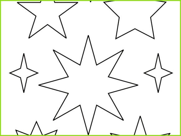 Stern Schablone Ausdrucken Unique s Stern Vorlage Pdf Stern Vorlage Pdf Inspiration Die Besten 25
