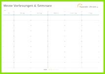 Stundenplan Vorlage Uhrzeiten Kalender Uhren Schule