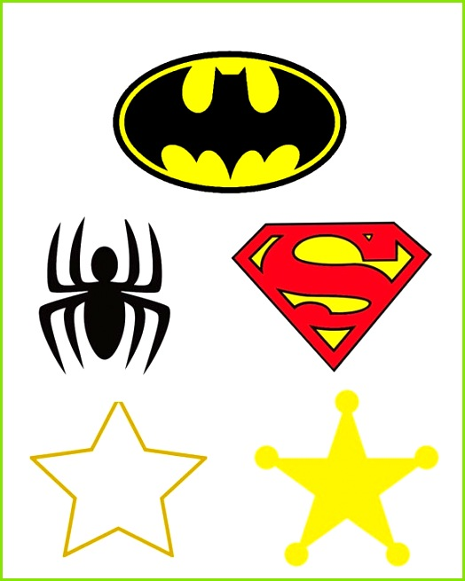 0d8ea13efeee2f c77c a superhero cape pattern superhero template