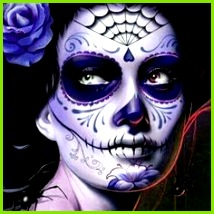 Banba Mexikanische Totenmaske Tag Der Toten Gruselige Kostüme Faschings Ideen Masken