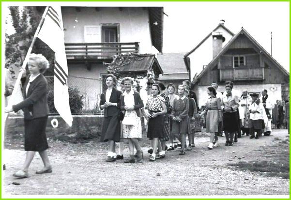 von li Struckl Heidi Socher Gretl Wappis Rita Schwager Ingrid Wurzer