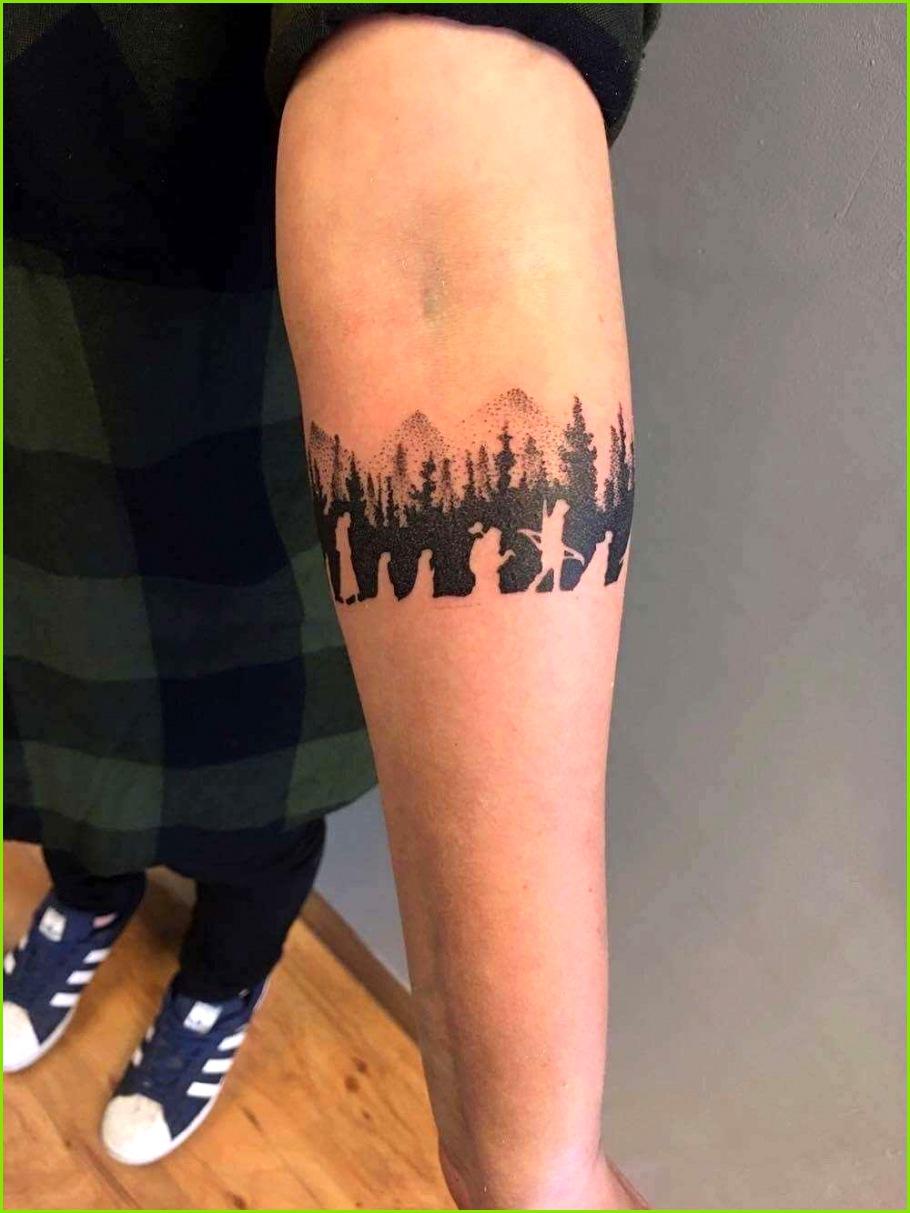 Lord od the Rings tattoo lordoftherings lotrtattoo fellowshipofthering