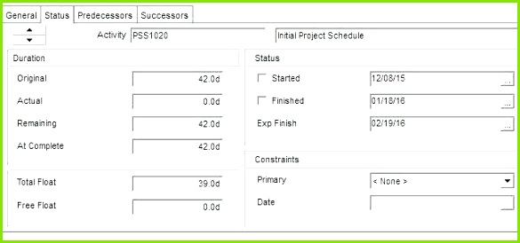 Beautiful Project A Page Template Excel Timeline Template