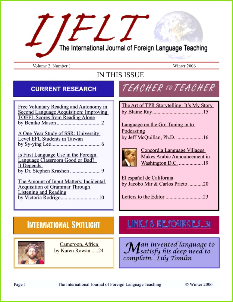PDF Free Voluntary Reading and Autonomy in Second Language Acquisition Improving TOEFL Scores from Reading Alone