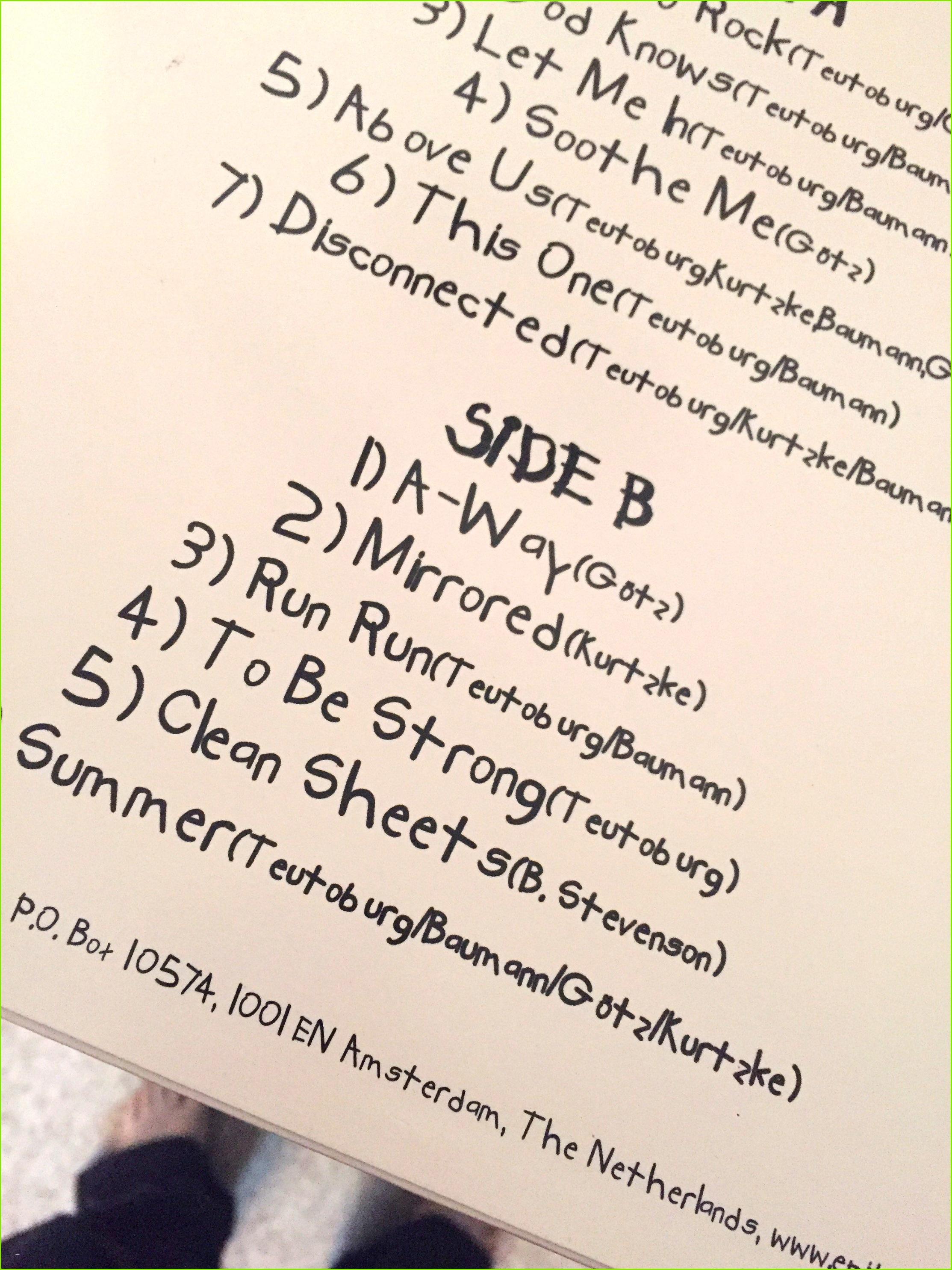 Worte Trauerkarte formulieren Frisch Vinyl – Maras Plattenschrank