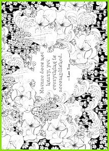 Wel e to Dover Publications Schwarze Blumen Bilder Zeichnungen Frei Bedruckbare Malvorlagen Färbung
