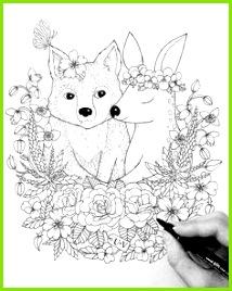 Blomster Mandala Maria Trolle Album uživatelky radostpromaminku Foto 16