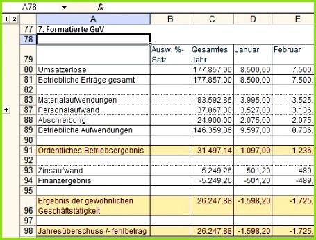 E Check Prüfprotokoll Excel Design Guv Vorlage