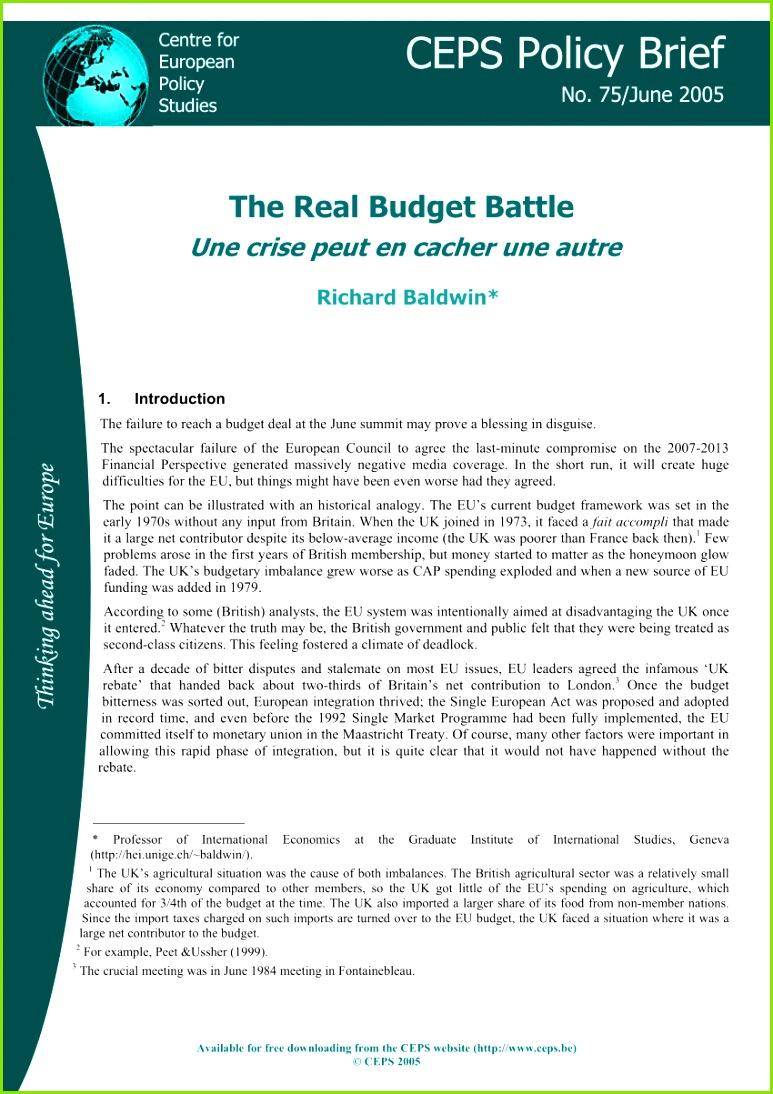 PDF The Real Bud Battle Une crise peut en cacher une autre