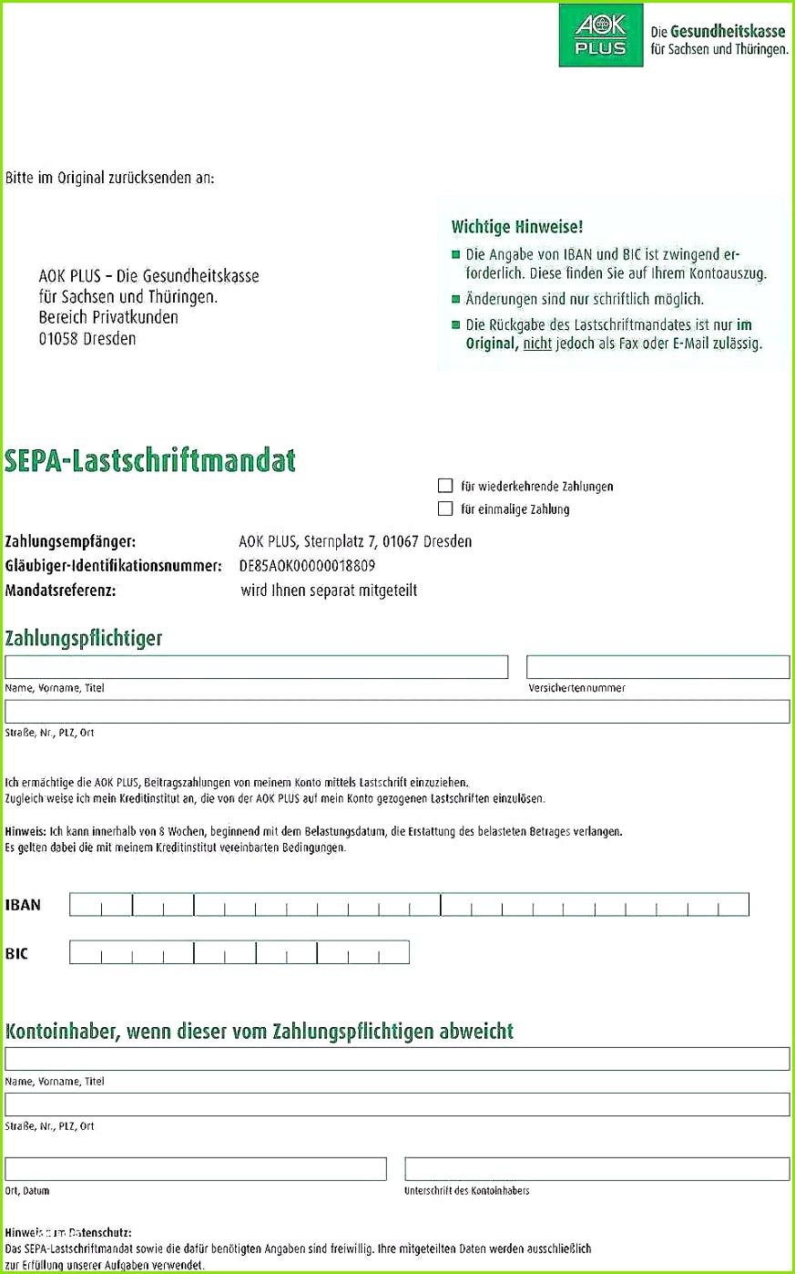 Versicherungsbescheinigung Zur Vorlage Bei Der Hochschule Aok Großen Ich Beantrage Kranken Und Pflegeversicherung Bei Der