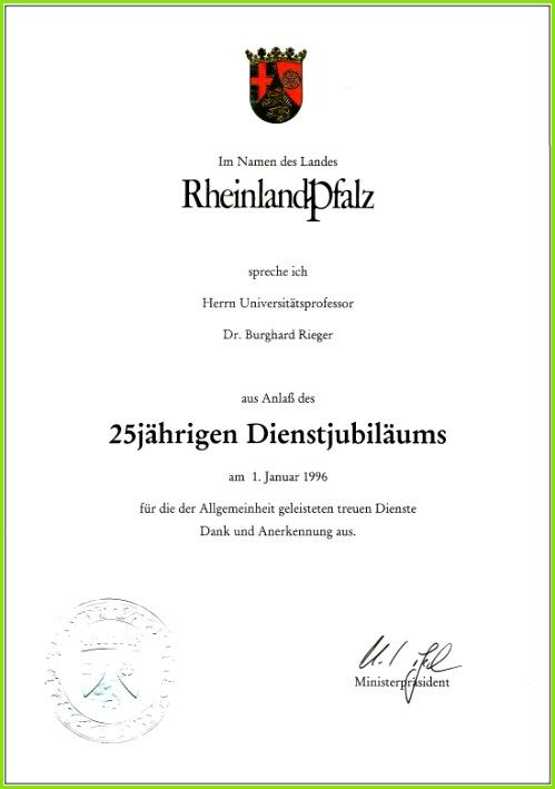Einladung Dienstjubiläum 25 Vorlage Schön Zum Jährigen
