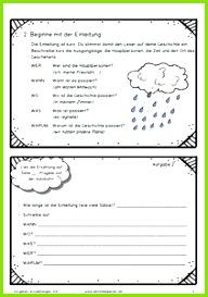 Erzaehlungen Vorgehen 1 Hauptschule Deutsch Schreiben Aufsatz Unterrichten Schulmaterial Deutsch Unterricht