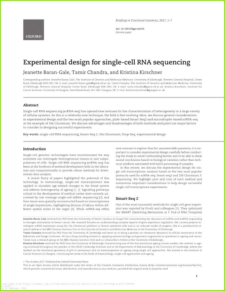 PDF Single cell transcriptional analysis reveals ILC like cells in zebrafish