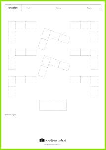 Die Sitzordnung im Klassenraum ist einer der wichtigsten Bausteine für eine gute Organisation und Lernatmosphäre