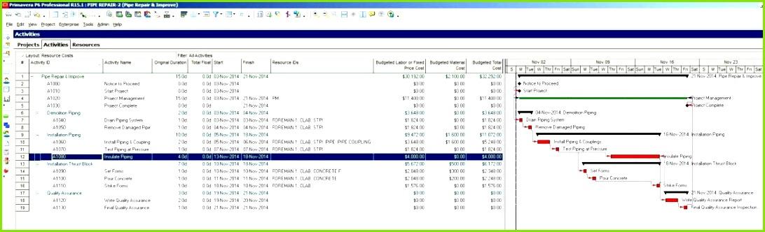 Leistungsverzeichnis Erstellen Excel 23 Fertig Excel Tabelle Beispiel Bild