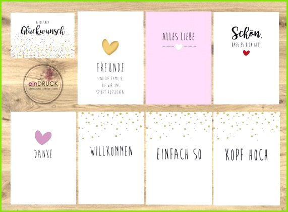 Postkarten Muster Dankeskarten Hochzeit Postkarte Sammlungen Glückwünsche Postkarten