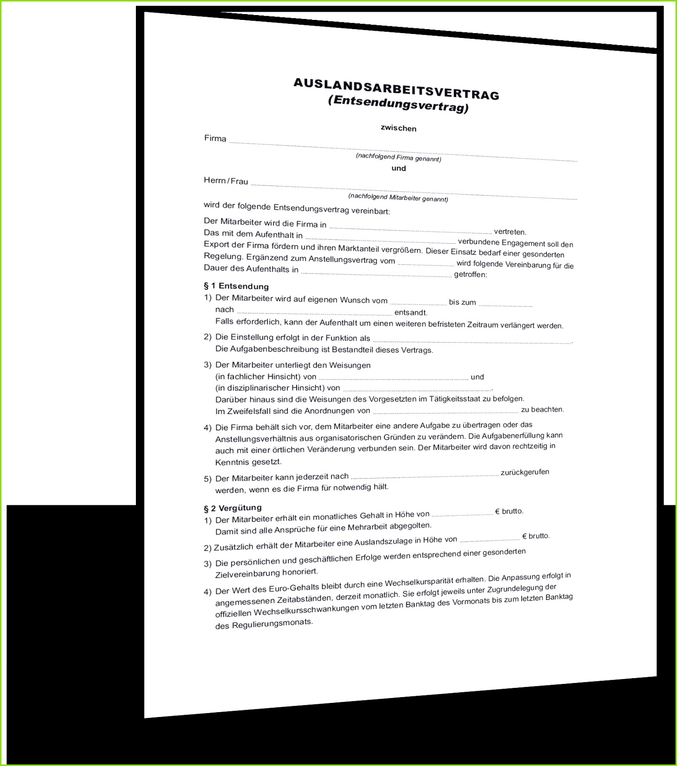 Vereinbarung Scheidung New Scheidungsfolgenvereinbarung Muster