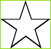 petras weihnachtsseiten Sterne Basteln VorlageSterne Zum AusdruckenMalvorlage