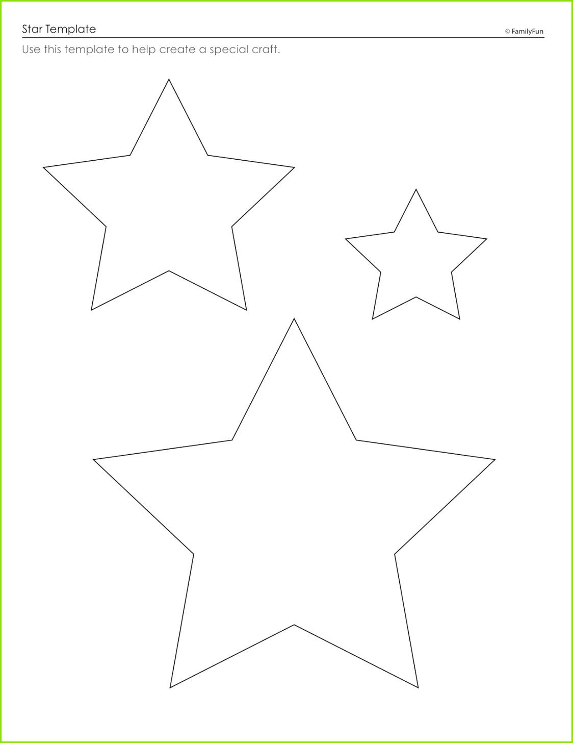 Vorlage Stern Groß Zum Ausdrucken Süß Haikele Made Sternenflimmern