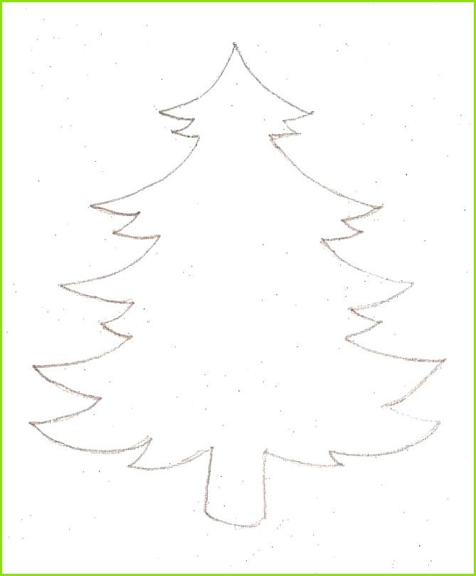 3 vorlage tannenbaum zum ausdrucken  meltemplates