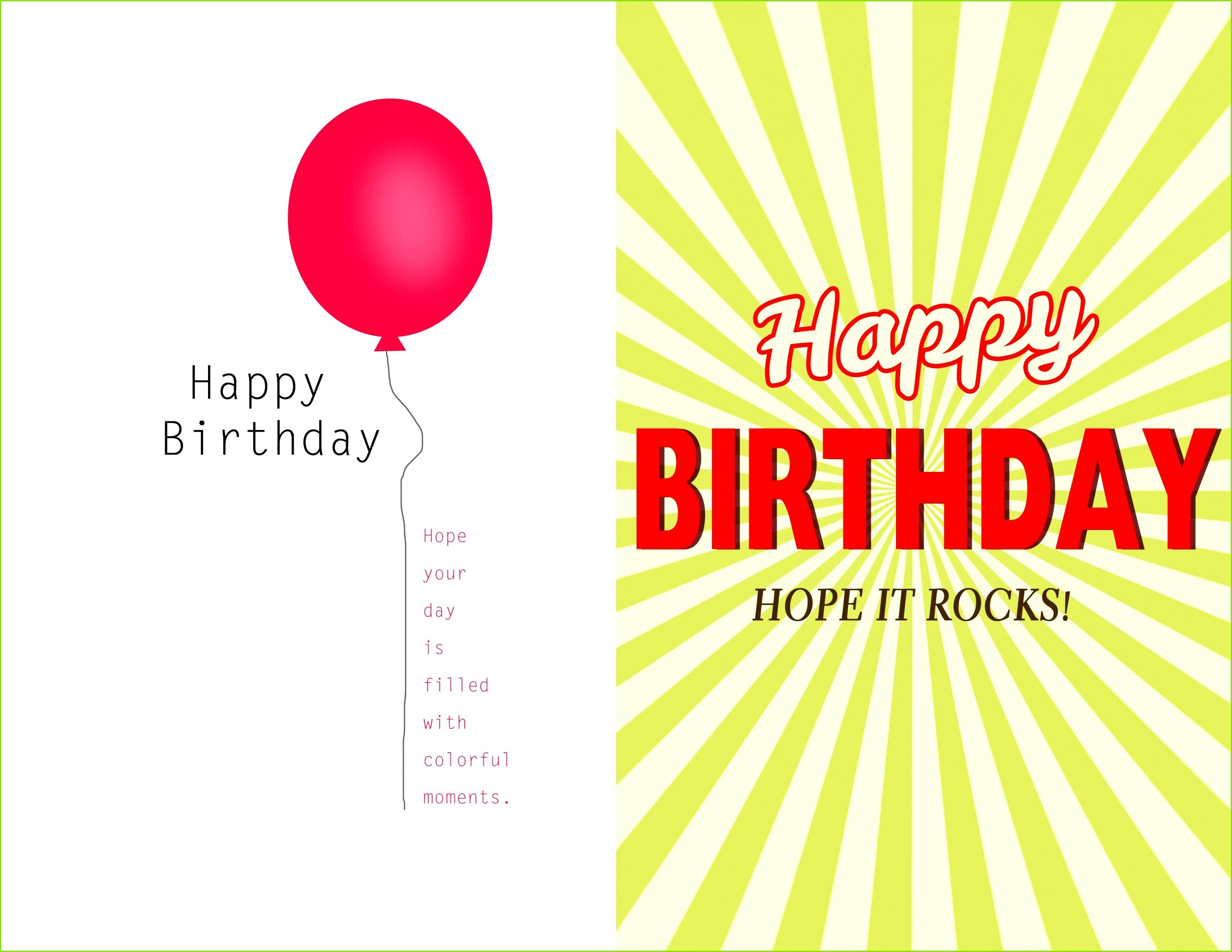 Coole Geburtstagskarten Ziemlich Geburtstagskarte Vorlage Zum Ausdrucken Ideen coole geburtstagskarten 0D
